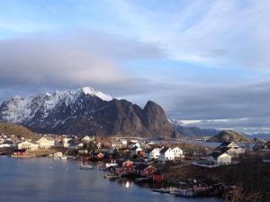 Noorderlichtvakantie Lofoten Reine, Lofoten, Noorwegen