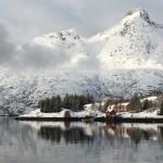 Trollfjord, Noord-Noorwegen, Fru Amundsen