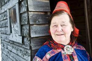 Kautokeino, Finnmark, Samische klederdracht, Noorwegen