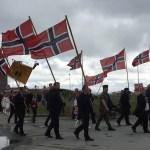 Optocht 17 mei, Noorwegen
