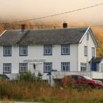 Kristine Moen huset in Straumnes