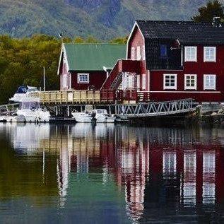 Ringstad Sjøhus Vesterålen