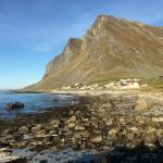 Vikten, Lofoten, herfstreis, Noorwegen, Fru Amundsen