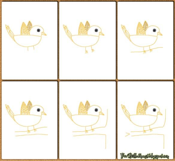 Første fugl 3