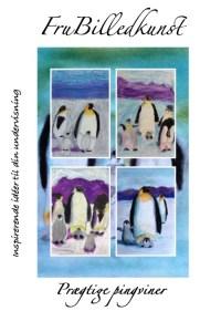 Prægtige pingviner - forside