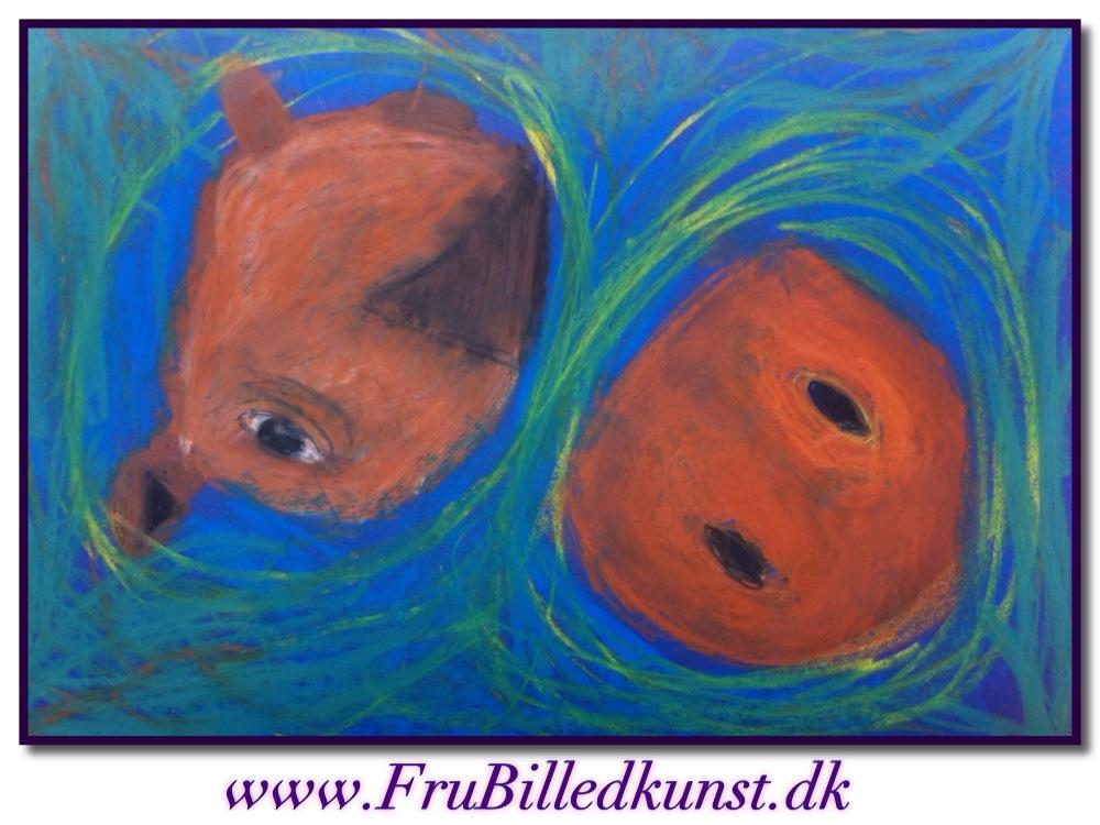 FruBilledkunst Hippo Art 2nd grade (19)