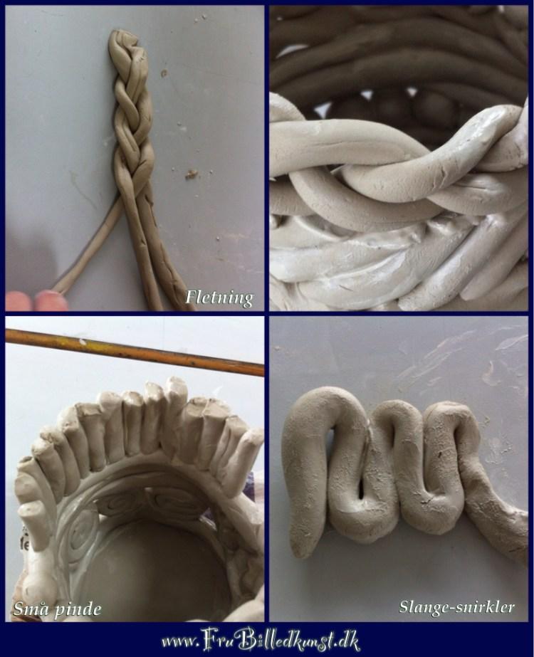 www.FruBilledkunst.dk crazy coil pots