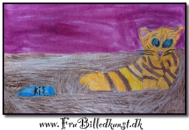 www.FruBilledkunst.dk - cat 1st grade