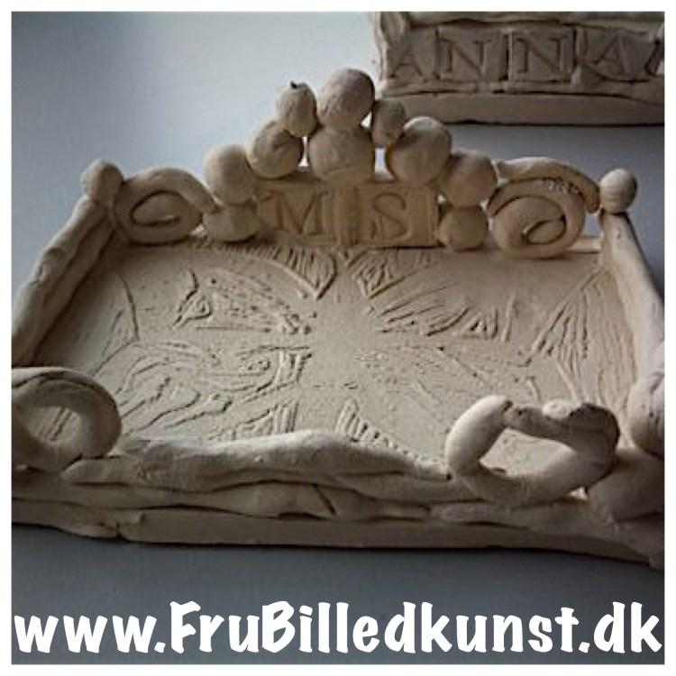 www.FruBilledkunst.dk - lino crazy coil pots