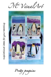 Pretty penguins - frontpage