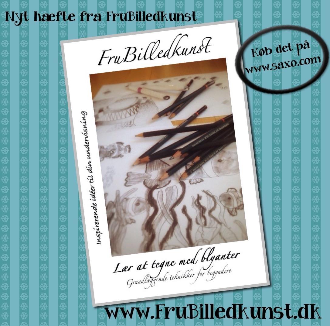www.FruBilledkunst.dk - blyantstegning - pencil drawing 2nd grade