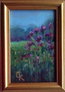 Tina Kejlberg - Blomster i juni 10x15
