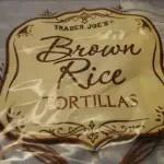 Trader Joes Brown Rice Tortillas