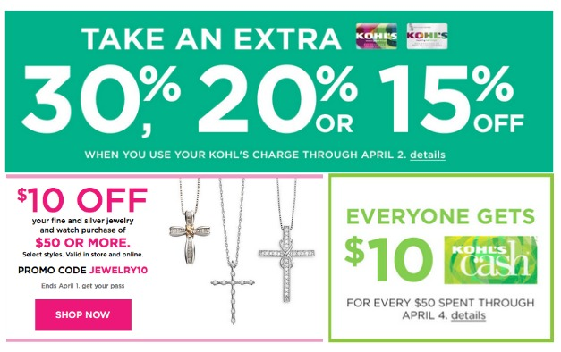 Kohls Coupon Code For 30 Off And Free Shipping