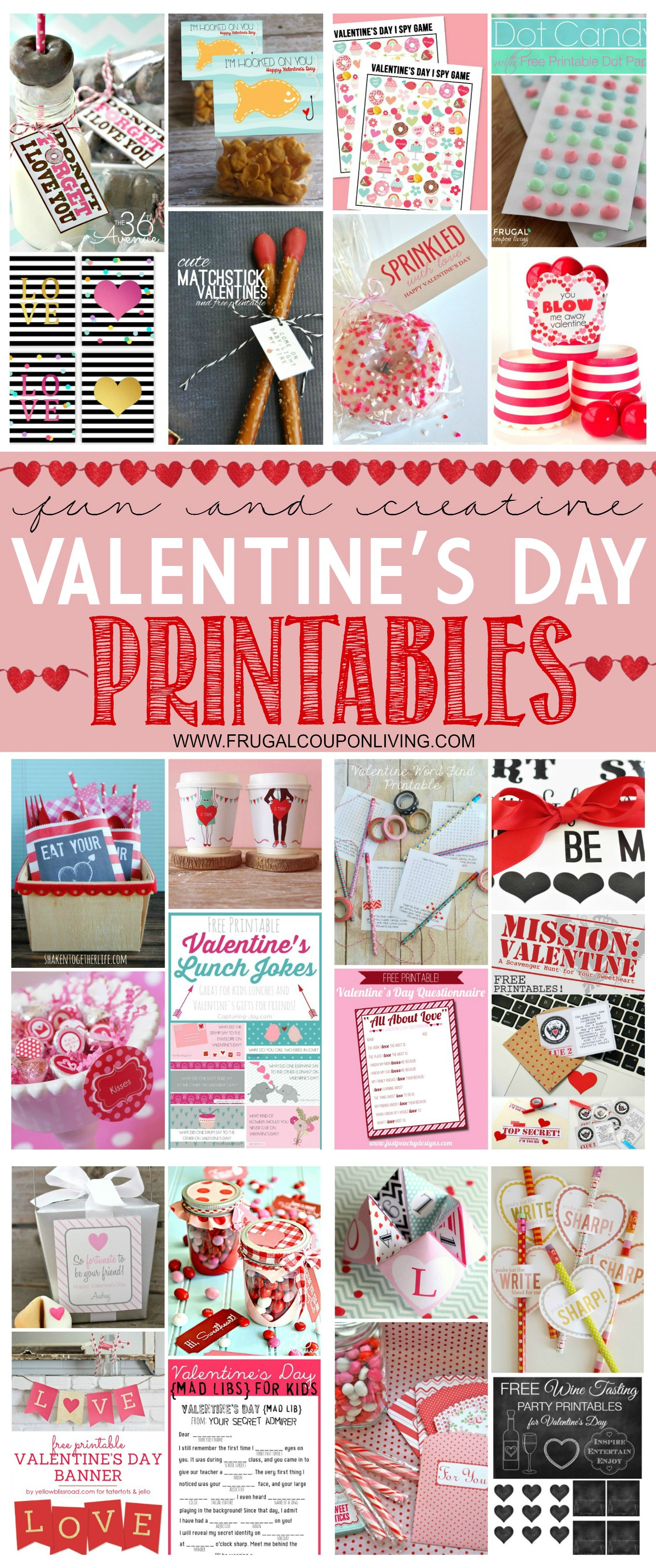 28 Days Of Kid S Valentine S Day Food Crafts