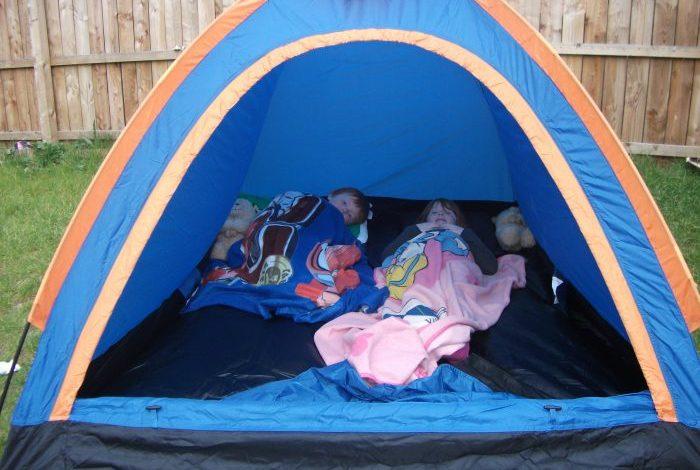 Happy Camping….