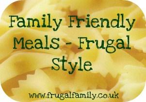 Family Friendly Frugal Meals – Jambalaya