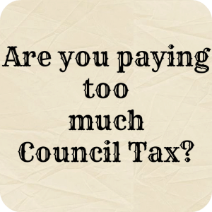 Are You Paying Too Much Council Tax The Diary Of A