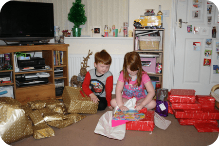 How much do you spend on your children at Christmas….
