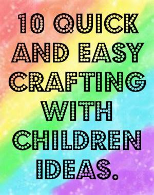 easy-craft-ideas