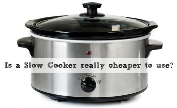slow cooker cheaper to use