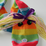 How to make an awesome sock puppet in no time at all!