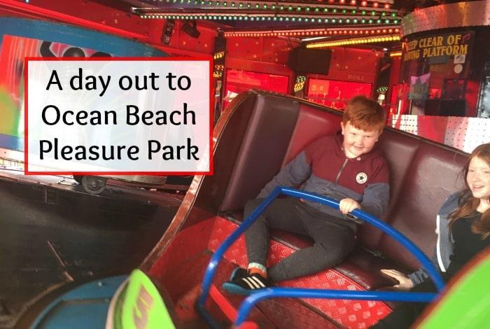 Days Out:  Ocean Beach Pleasure Park….