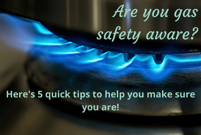 Are you gas safety aware?