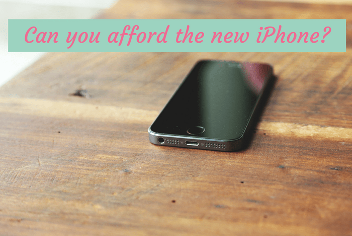How you can afford the new iPhone X (or at least make some extra money)….