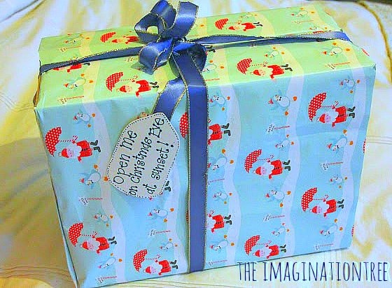 What to put in a Christmas Eve Box....   The Diary of a Frugal Family