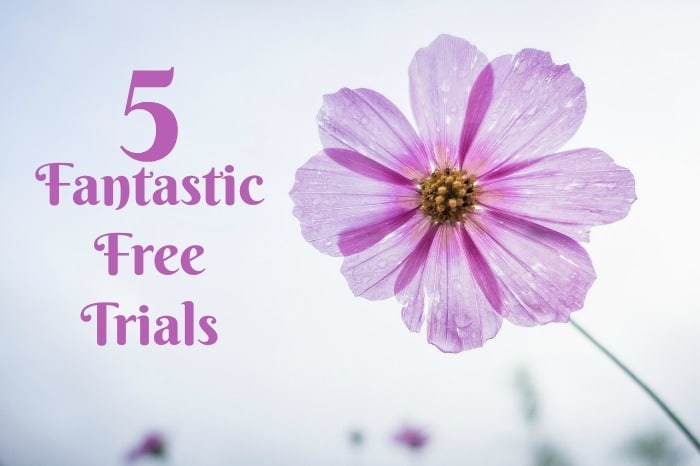 Five fantastic free trials