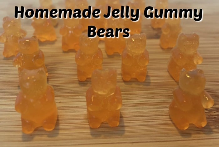 Quick and Easy Jelly Gummy Bears….