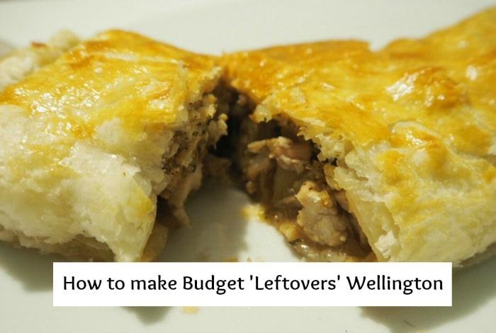 Leftovers Wellington….