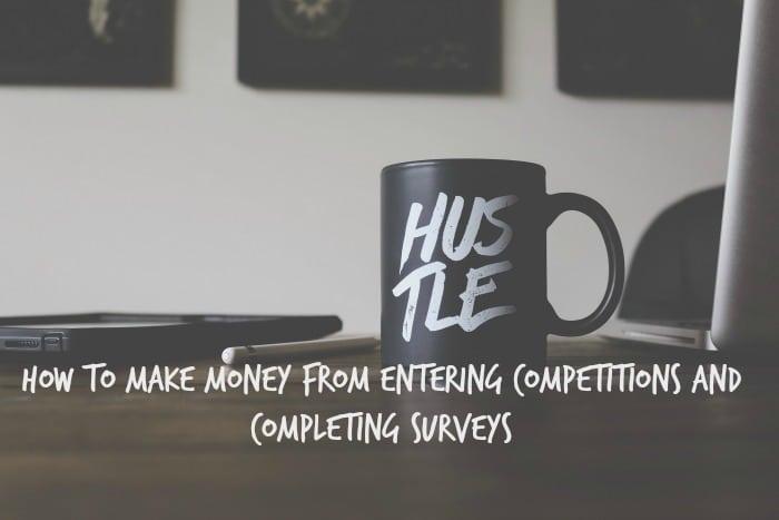 Make money completing surveys