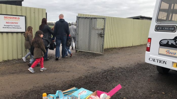 Car boot sale tips - a great location