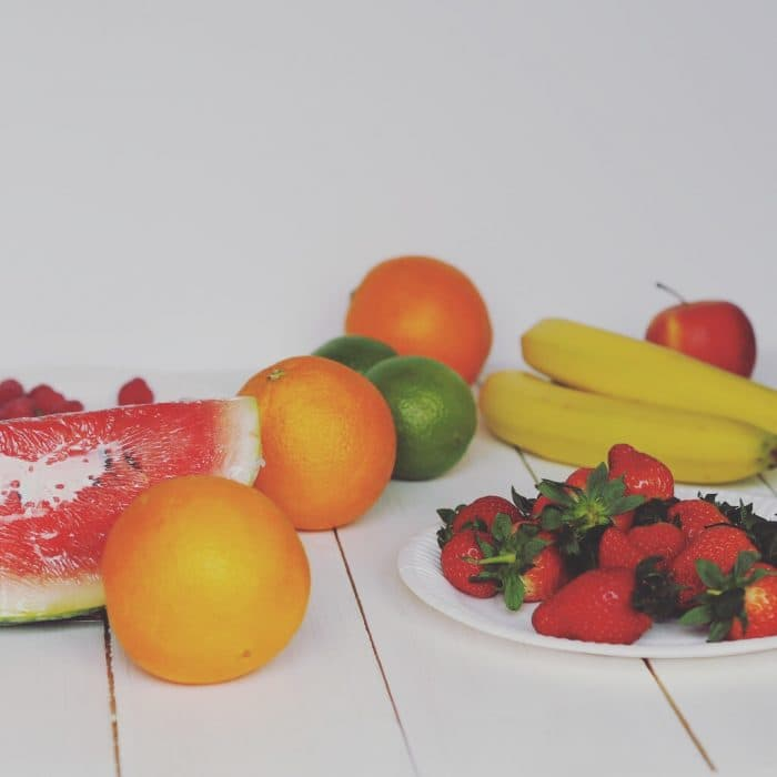 Reduced fruit for smoothie packs