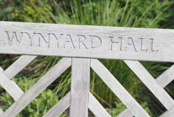 The Gardens at Wynyard Hall in the Spring….