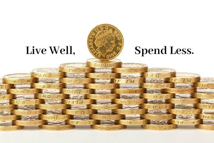 Live well, spend less.