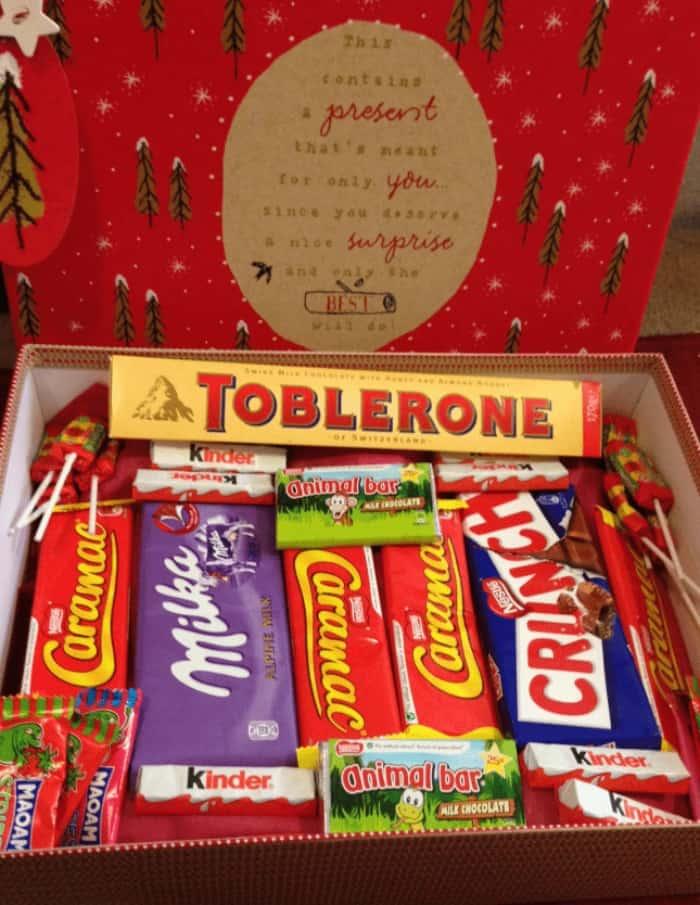 Ten Christmas hamper present ideas.