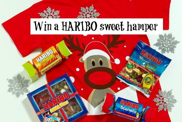 Win a festive treat from Haribo….