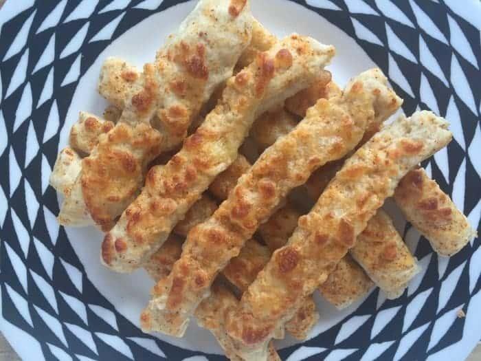 chilli cheese breadsticks