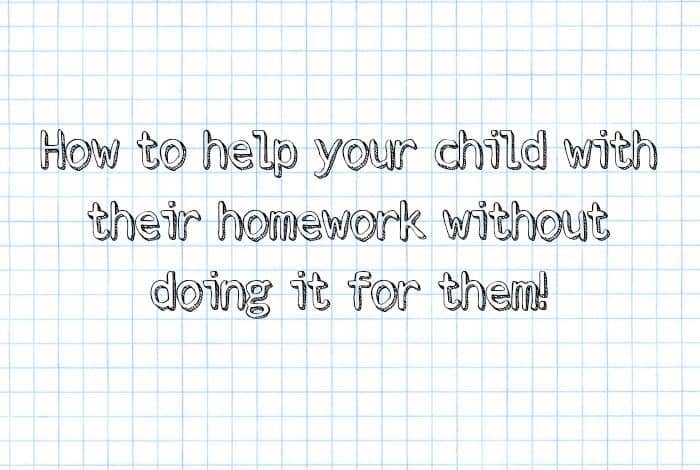 Tips On How To Help Your Child With Homework   Infographic Zone tips on homework