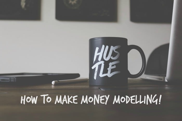 How to make money modelling….