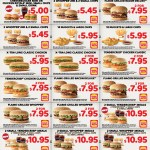 NEWS: New Hungry Jack's Vouchers valid until 30 July 2018