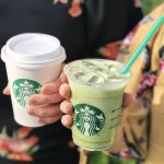 DEAL: Starbucks – Buy One Get One Free Green Tea Lattes on Tuesdays