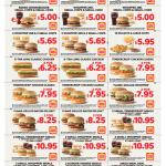 DEAL: Hungry Jack's Vouchers valid until 17 December 2018