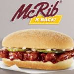 NEWS: McDonald's McRib is back December 5 in Australia