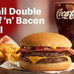 DEAL: McDonald's – Small Double Beef 'n' Bacon Burger Meal for $4.95 (WA) or $5.95 (NSW/VIC/SA)