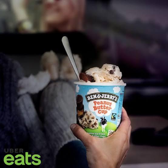 DEAL: Uber Eats FREEPINT Code - Free Pint of Ben & Jerry's +