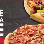DEAL: Pizza Hut – Buy One Get One Free Pizzas (10 December 2019)